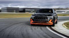 Audi e-tron S Sportback in pista