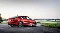 Audi e-tron S Sportback: vista 3/4 posteriore