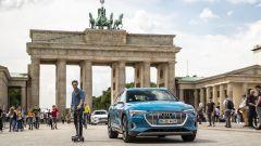Audi E-Tron Scooter con Audi