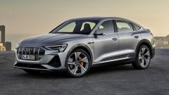 Audi E-tron Sportback 2020 vista anteriore