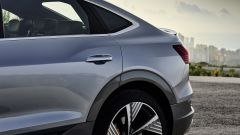 Audi E-tron Sportback coda