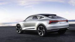 Audi e-Tron Sportback concept, look da suvcoupé