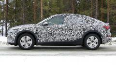 Audi e-tron Sportback, ecco l'elettrica in salsa Suv coupé - Immagine: 2