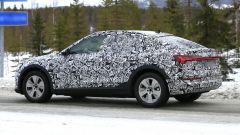 Audi e-tron Sportback, ecco l'elettrica in salsa Suv coupé - Immagine: 3