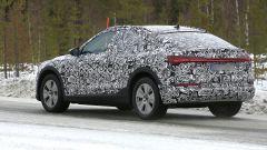 Audi e-tron Sportback, ecco l'elettrica in salsa Suv coupé - Immagine: 4