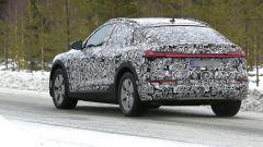 Audi e-tron Sportback, ecco l'elettrica in salsa Suv coupé - Immagine: 5