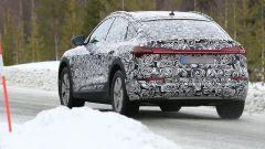 Audi e-tron Sportback, ecco l'elettrica in salsa Suv coupé - Immagine: 6