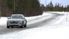 Audi e-tron Sportback, ecco l'elettrica in salsa Suv coupé - Immagine: 8