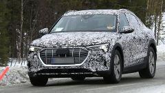 Audi e-tron Sportback, ecco l'elettrica in salsa Suv coupé - Immagine: 9