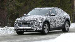 Audi e-tron Sportback, ecco l'elettrica in salsa Suv coupé - Immagine: 10