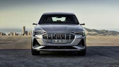 Audi E-tron Sportback frontale