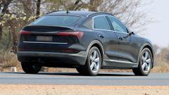 Audi e-tron Sportback: il posteriore