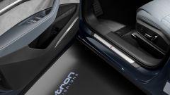 Audi E-tron Sportback interni porte