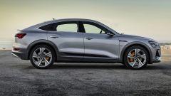Audi E-tron Sportback laterale