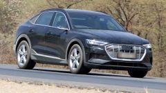Audi e-Tron Sportback: vista 3/4 anteriore