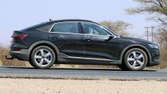 Audi e-tron Sportback: vista laterale