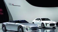 Audi e-Tron Spyder - Immagine: 2