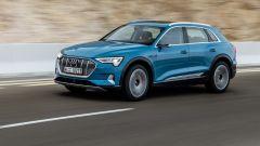 Audi e-tron: l'auto elettrica nella sua forma migliore - Immagine: 17