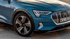 Audi e-tron: l'auto elettrica nella sua forma migliore - Immagine: 24