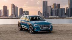 Audi e-tron: l'auto elettrica nella sua forma migliore - Immagine: 27