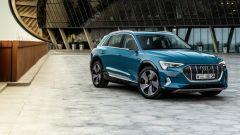 Audi e-tron: l'auto elettrica nella sua forma migliore - Immagine: 30