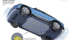 Audi e-tron: l'auto elettrica nella sua forma migliore - Immagine: 35