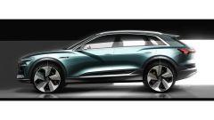 Audi e-tron: l'auto elettrica nella sua forma migliore - Immagine: 40