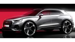 Audi Q3 e-tron: la novità di Ginevra è un SUV elettrico compatto