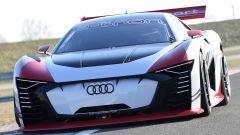Audi e-tron Vision Gran Turismo: la supercar elettrica non è più (solo) un gioco - Immagine: 2