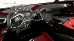 Audi e-tron Vision Gran Turismo: la supercar elettrica non è più (solo) un gioco - Immagine: 4