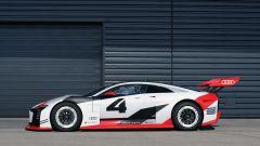 Audi e-tron Vision Gran Turismo: la supercar elettrica non è più (solo) un gioco - Immagine: 6