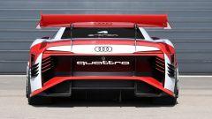 Audi e-tron Vision Gran Turismo: la supercar elettrica non è più (solo) un gioco - Immagine: 7