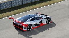 Audi e-tron Vision Gran Turismo: la supercar elettrica non è più (solo) un gioco - Immagine: 9