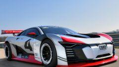 Audi e-tron Vision Gran Turismo: la supercar elettrica non è più (solo) un gioco - Immagine: 10