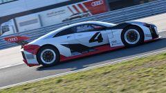 Audi e-tron Vision Gran Turismo: la supercar elettrica non è più (solo) un gioco