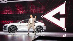Audi Elaine Concept, la guida autonoma raggiunge il Livello 4 - Immagine: 1