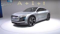Audi Elaine Concept, la guida autonoma raggiunge il Livello 4 - Immagine: 3