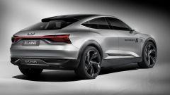 Audi Elaine, elettrica e autonoma