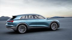 Audi e-tron, debutto il 17 settembre. Eccola in anteprima  - Immagine: 12