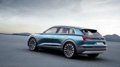 Audi e-tron, debutto il 17 settembre. Eccola in anteprima  - Immagine: 13