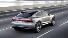 Audi e-tron Sportback concept: arriverà nel 2019 - Immagine: 8