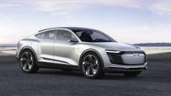 Audi e-tron Sportback concept: arriverà nel 2019 - Immagine: 1