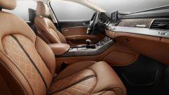 Audi Exclusive Concept: i sedili Poltrona Frau
