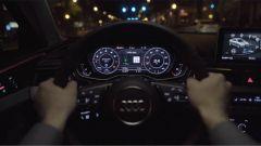 Audi A6, A7, A8 e Q8: addio semafori rossi con la tecnologia V2I