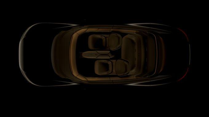 Audi Grand Sphere, concept elettrico: nuovo spazio a bordo