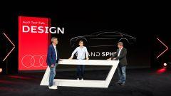 Audi Grand Sphere, i progettisti Audi parlano del futuro del design di Ingolstadt