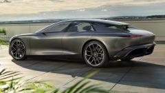 IAA 2021: Audi Grandsphere Concept elettrica anticipa nuova A8