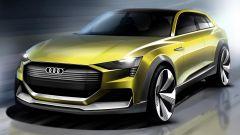 Audi h-tron quattro concept - Immagine: 13