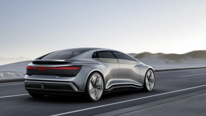 Audi Icon: il concept a cui si ispirerebbe la A9 e-tron
