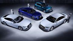Audi: la gamma PHEV
